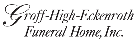 Groff - High - Eckenroth Funeral Home