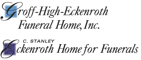 C. Stanley Eckenroth Home for Funerals